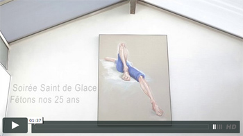 video soiree saints de glace 2014