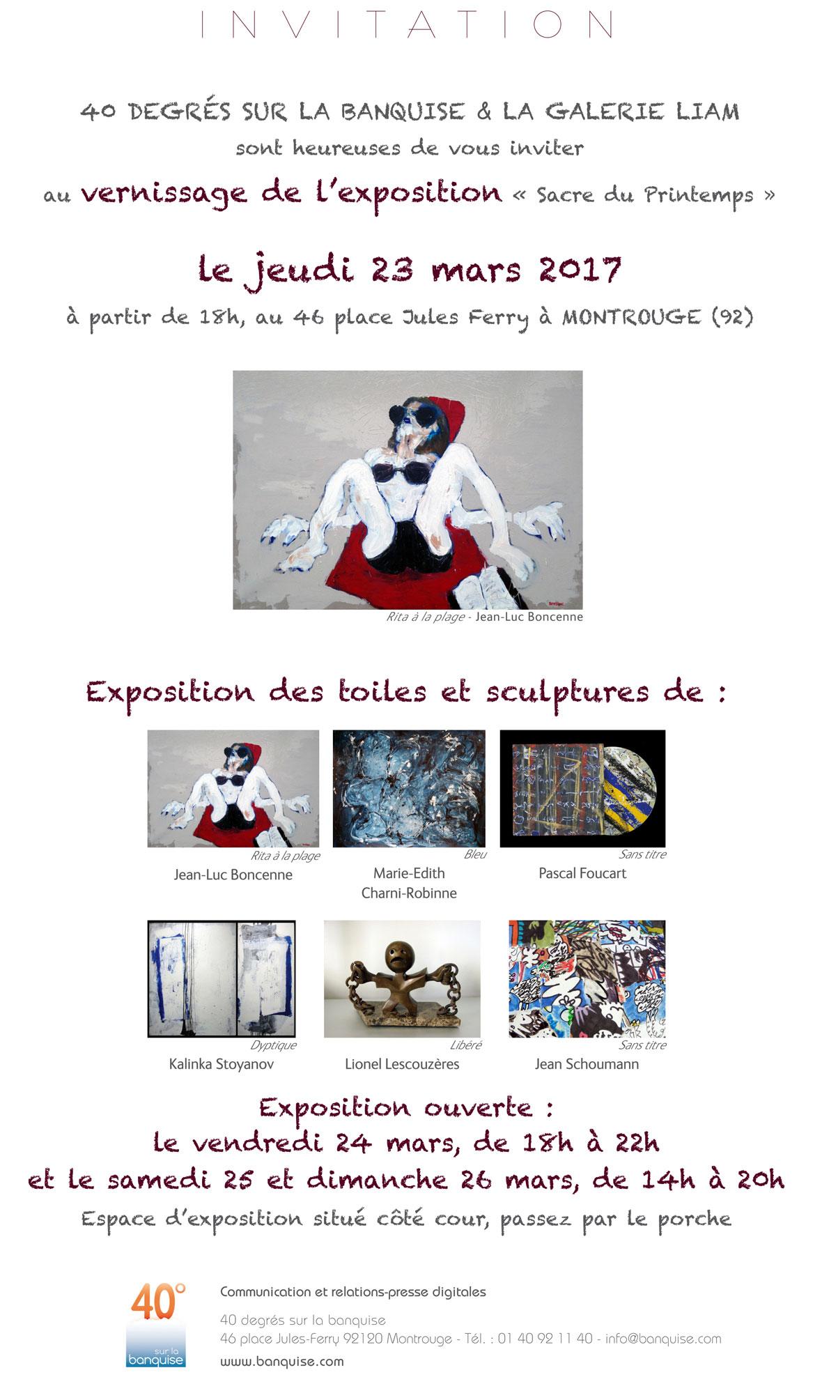 Les soir es saints de glace 40 degr s sur la banquise - Les saintes glaces 2017 ...