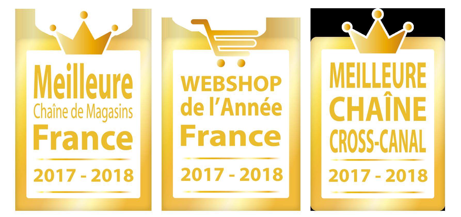 Trophées Meilleures Chaîne de Magasins 2017_2018