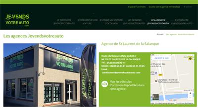 site internet_ agence Je vends votre auto